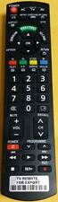 REMOTE CONTROL FOR PANASONIC TV N2QAYB000584 TH-L42E30A TH-L32E30A DMR-PWT520