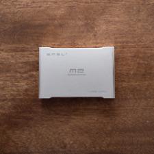 SMSL M2 Pro Portable USB DAC Built-in Headphone Amplifier External Card, Silver