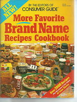 NG-012 - Two Favorite Brand Name Recipe Cookbooks over 2000 Recipes each