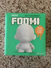 Kidrobot DIY Foomi Vinyl Toy Collectable - Unopened