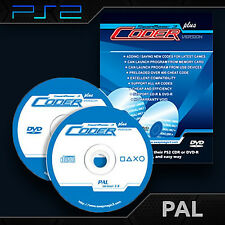 Swap Magic 3 Coder Plus 3.8 Pal | PS2 | CD + DVD