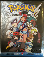 Pokemon nero e bianco Vol 11 Manga Viz Media