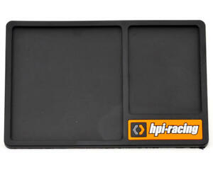 "HPI 101998 Racing 10x15cm ""Small"" Parts Tray Black"
