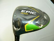 New LH Callaway Epic Flash 10.5* Driver Project X Evenflow 55g 5.5 - Regular