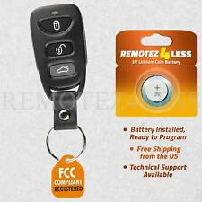Keyless Entry Remote for 2011 2012 2013 2014 2015 2016 Hyundai Elantra Key Fob
