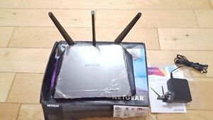 NETGEAR NIGHTHAWK R7000 1300MBPS ROUTER GAMING STREAMING R7000-100UKS AC1900