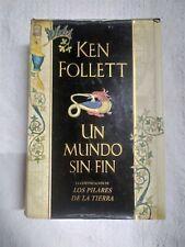 Libro Un mundo sin fin de Ken Follet