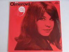 Eva Olmerová Jazz Feeling Supraphon 55976 LP