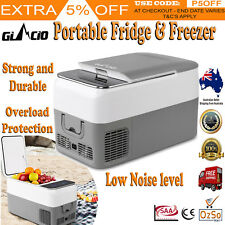 28L Fridge Freezer Cooler Refrigerator Portable Camping Caravan Boat Car Truck