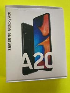 Samsung Galaxy A20 SM-A205U - 32 GB 4G LTE - Black (Unlocked) BRAND NEW SEALED
