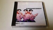 "RYUICHI SAKAMOTO ""SMOOCHY"" CD 13 TRACKS"