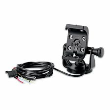 Garmin Montana 600 650 650t GPS Swivel Mount & Hardwire Power Cable Bundle