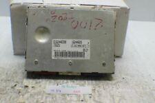 1996 Isuzu Rodeo 2.6L Engine Control Unit ECU 8162440390 Module 06 10D4