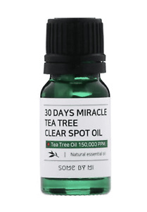 SOME BY MI 30 Days Miracle Tea Tree Clear Spot Oil 10ml + 1 sample US seller