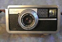 Kodak Instamatic 500 Camera/Germany/Schneider Xenar 38mm f/2.8 Lens N.Mint Cond