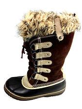 Sorel  Joan Of Artic Women's Brown Size 8 US.