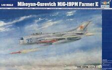 TRUMPETER® 02804 MiG-19PM Farmer E in 1:48