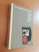 'Il Diario di Anna Frank' (Milano: Arnoldo Mondadori Ed., 1966)