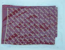 Macallan Pocket Square Hankerchief Hanky 100% Silk