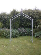 Garden Arch - Wrought Iron- heavy duty- galvanised