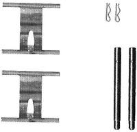 Mintex Front Rear Brake Pad Accessory Fitting Kit MBA1660  - 5 YEAR WARRANTY