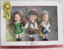 Dolls of the World - Kelly and Friends Gift Set ...New In The Box!!!