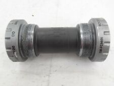 Shimano Ultegra BB FC 6600 bottom bracket, English thread cups Road Bike