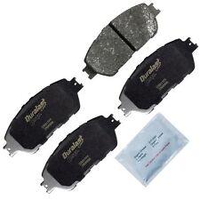 Disc Brake Pad Set Front AUTOZONE/DURALAST GOLD CMAX-GRI DGC906
