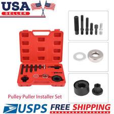 Pulley Puller Remover Installer for GM Chrysler Ford Power Steering Alternators