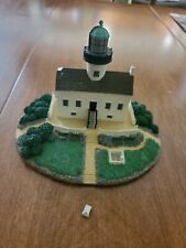 Danbury Mint Old Point Loma Lighthouse Historic American Lighthouses 1992
