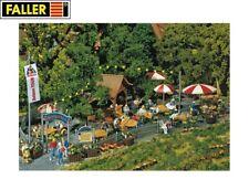 Faller H0 180564 Biergarten mit LED-Lichterkette - NEU + OVP #