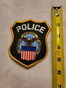 U.S. Defense Logistics Agency Police Patch Washington D.C.