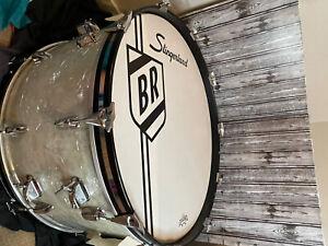 Slingerland 14x26 Bass Drum 3ply WMP 70s Buddy Rich RARE