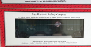 Intermountain RTR HO PS2 4750 Covered Hopper  CNW CHICAGO NORTH WESTERN