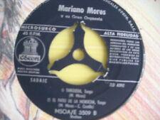 45 GIRI MARIANO MORES TAQUITO MILITAR / UNO / TANGUERA / EL PATIO DE LA MOROCHA