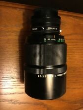 Canon FD Reflex Mirror 500mm f/8.0 FD Lens