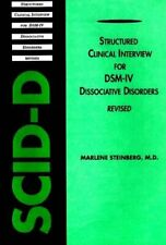 Structured Clinical Interview for DSM-IV Dissoc, Steinberg..