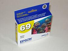 Genuine Epson T0694 yellow ink 69 30 40 310 315 500 600 610 615 NX400 NX410 C120
