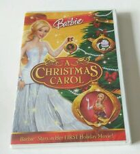 "Barbie in a Christmas Carol (DVD, 2008) **A FAMILY CHRISTMAS CLASSIC**  ""NEW"""