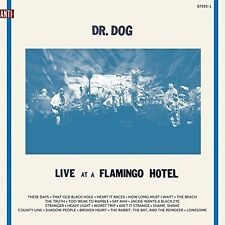 DR.DOG - LIVE AT A FLAMINGO HOTEL (DOLP)  VINYL LP + DOWNLOAD NEW+