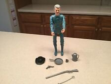 Vintage Louis Marx Sheriff Garrett Action Figure W/ Accessories Intact Used