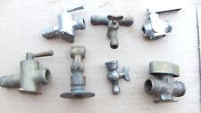 Différents , Robinets de gaz de ville et , bouteille , butane ou propane