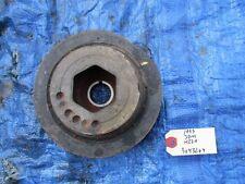 92-01 JDM Honda Prelude crankshaft pulley crank OEM H22A engine H22A4 VTEC P13