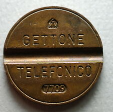 Gettone Telefonico   CMM  7709   Errore