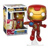 Funko pop the avengers infinity war iron man los vengadores marvel figure figura