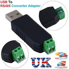 USB to RS485 Converter / Adapter Support Win7 XP Vista Linux Mac OS WinCE5.0 UK