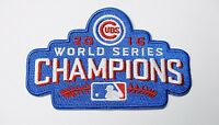 LOT OF 1 MLB BASEBALL WORLD SERIES CHAMPIONS CUBS EMBROIDERED PATCH (TYPE C # 57