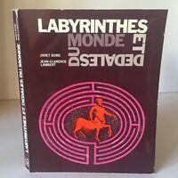 Janet Borde Jean Clarence Lambert Laberintos Y Laberintos de La Monde 1977