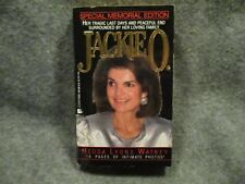 Jackie O. By Hedda L. Watney 1994 Paperback Book Leisure Biography Books
