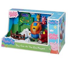 Bandai Peppa Pigtrenecito in The Zoo With Accessories 6698